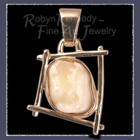 10 Karat Yellow Gold 'Baby Tooth' Pendant Image